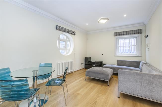 £2,101  per Calendar Month (Calculated), 1 Bedroom Apartment To Rent in London, SE1