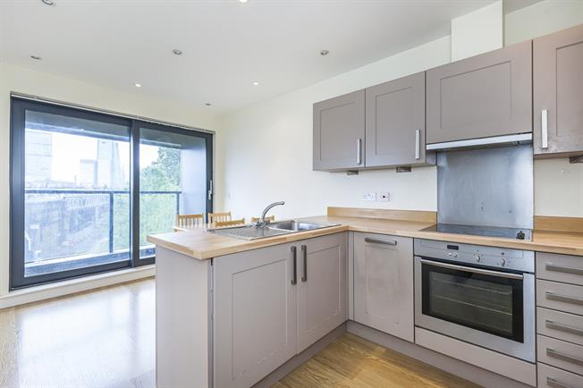 £1,993  per Calendar Month (Calculated), 2 Bedroom Apartment To Rent in London, SE1