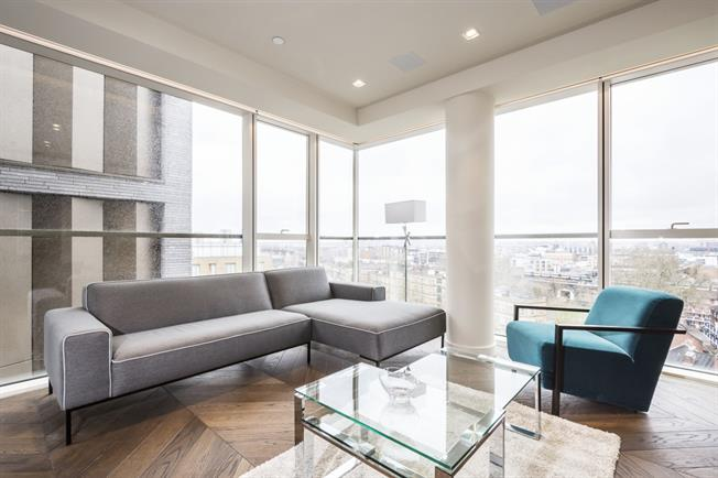 £4,116  per Calendar Month (Calculated), 2 Bedroom Apartment To Rent in London, SE1