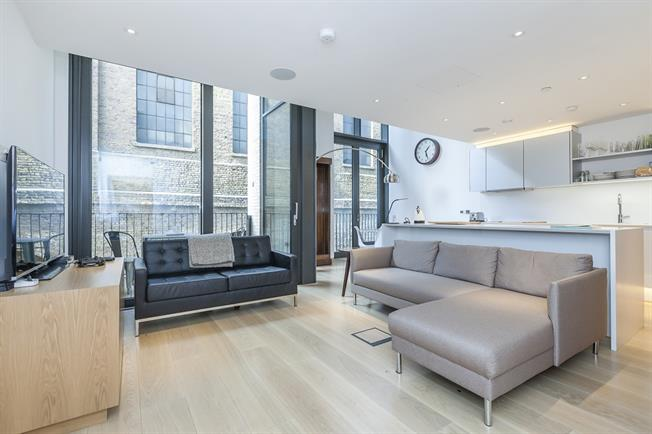 £4,116  per Calendar Month (Calculated), 2 Bedroom Duplex Apartment To Rent in London, SE1