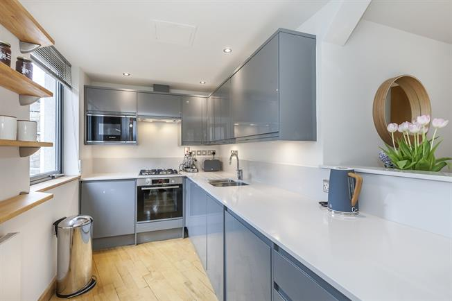 £4,311  per Calendar Month (Calculated), 2 Bedroom Flat To Rent in London, SE1