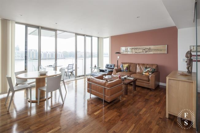 £2,990  per Calendar Month (Calculated), 2 Bedroom Apartment To Rent in London, SE16