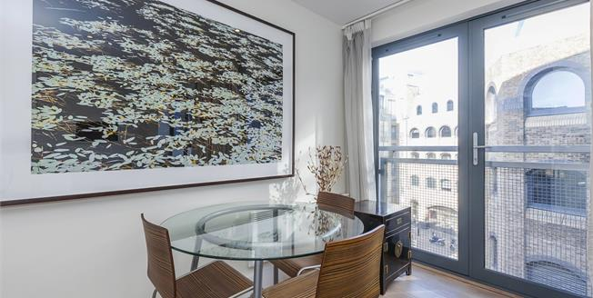 £1,841  per Calendar Month (Calculated), 1 Bedroom Apartment To Rent in London, SE1