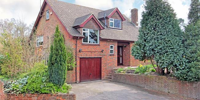 £1,550 per Calendar Month, 4 Bedroom Detached House To Rent in Brenchley, TN12