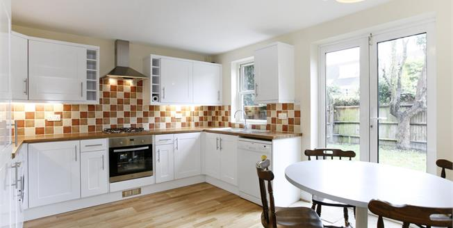 £2,650 per Calendar Month, 3 Bedroom Town House To Rent in London, SW19