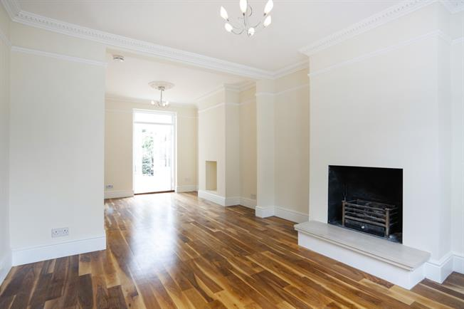 £3,450 per Calendar Month, 4 Bedroom Semi Detached House To Rent in London, SW19