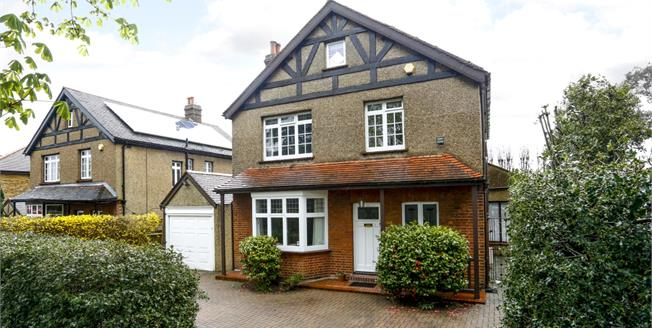 £5,200  per Calendar Month (Calculated), 4 Bedroom Detached House To Rent in London, SW19