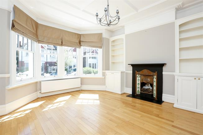 £3,500 per Calendar Month, 6 Bedroom Semi Detached House To Rent in London, SW19