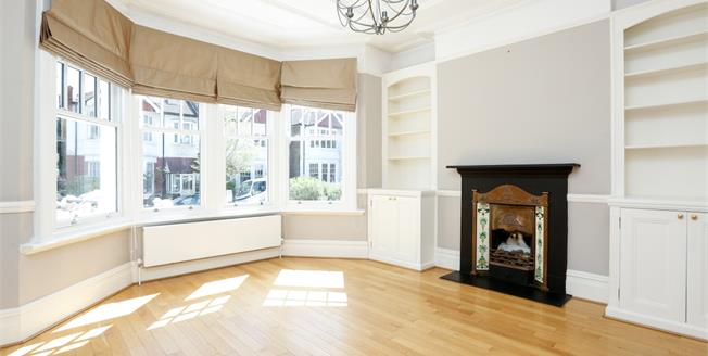 £4,875 per Calendar Month, 6 Bedroom Semi Detached House To Rent in London, SW19