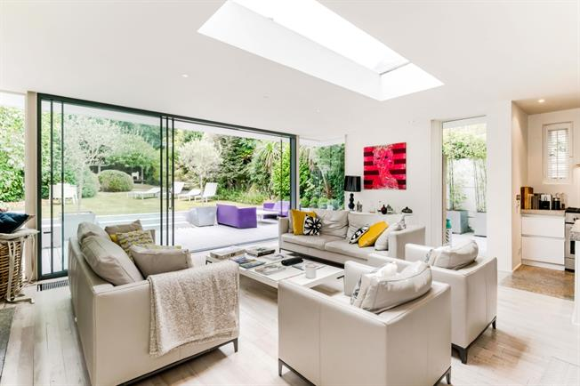 £17,333  per Calendar Month (Calculated), 6 Bedroom House To Rent in Southfields, SW19