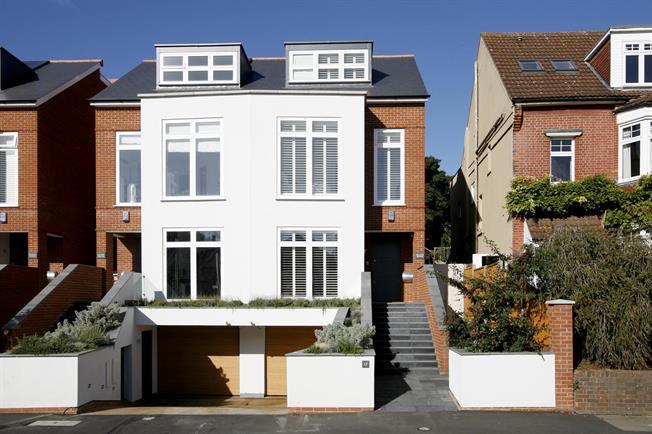 £6,500 per Calendar Month, 5 Bedroom Semi Detached House To Rent in Wimbledon, SW19
