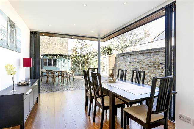 £3,500 per Calendar Month, 4 Bedroom Semi Detached House To Rent in London, SW19