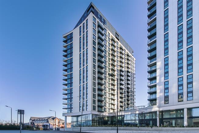 £1,375 per Calendar Month, 1 Bedroom Apartment To Rent in Sutton, SM1