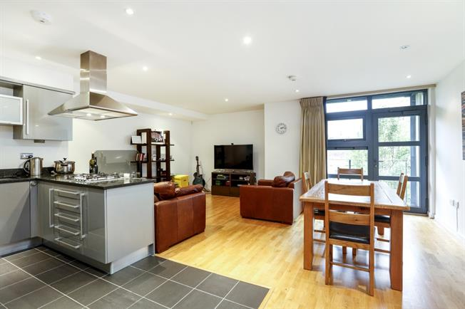 £1,950 per Calendar Month, 2 Bedroom Apartment To Rent in London, SW18