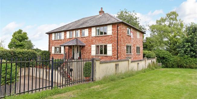 £2,995 per Calendar Month, 5 Bedroom Detached House To Rent in Abbotts Ann, SP11