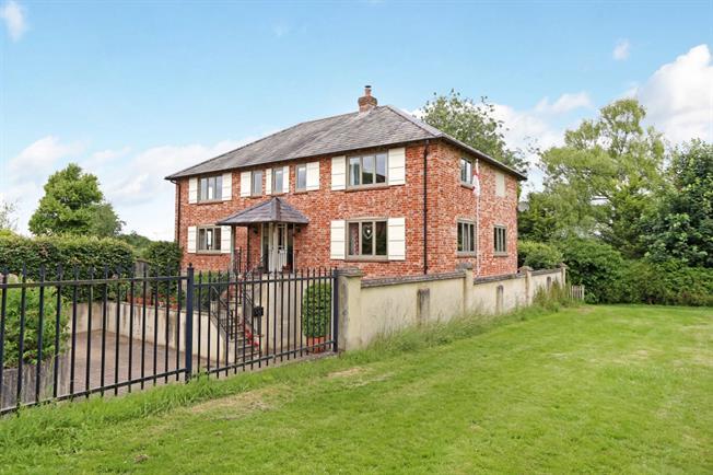 £3,250 per Calendar Month, 5 Bedroom Detached House To Rent in Andover, SP11