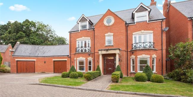£4,950 per Calendar Month, 6 Bedroom Detached House To Rent in Windsor, SL4