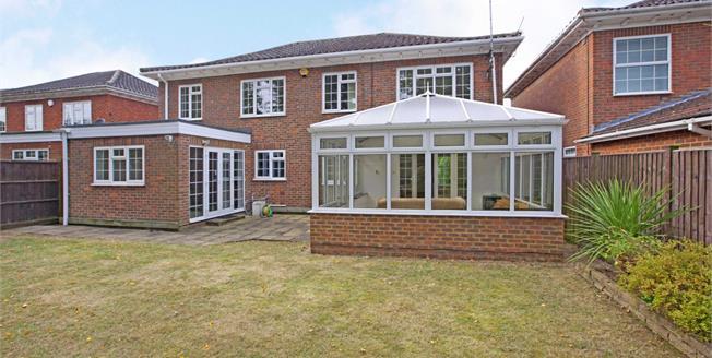 £3,750 per Calendar Month, 4 Bedroom Detached House To Rent in Windsor, SL4