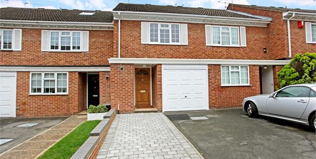 £1,695 per Calendar Month, 3 Bedroom Terraced House To Rent in Windsor, SL4