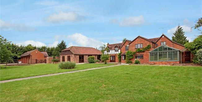 £6,500 per Calendar Month, 5 Bedroom Detached House To Rent in Oakley Green, SL4