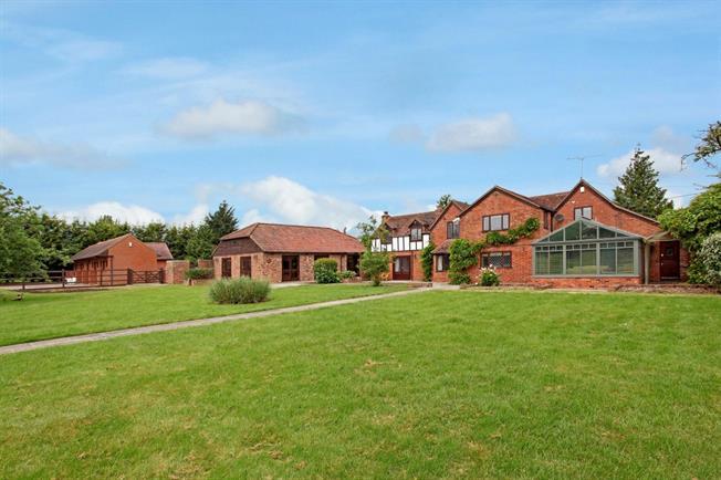 £8,000 per Calendar Month, 5 Bedroom Detached House To Rent in Oakley Green, SL4