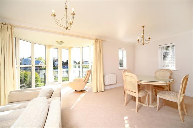 £1,795 per Calendar Month, 2 Bedroom Apartment To Rent in Old Windsor, SL4