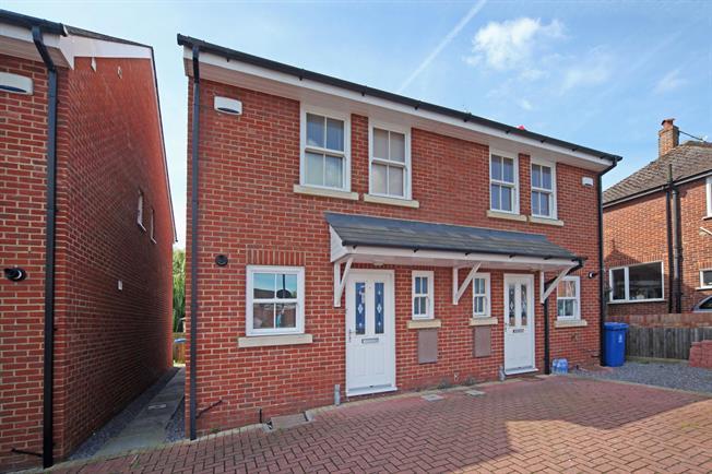 £1,475 per Calendar Month, 3 Bedroom Semi Detached House To Rent in Windsor, SL4