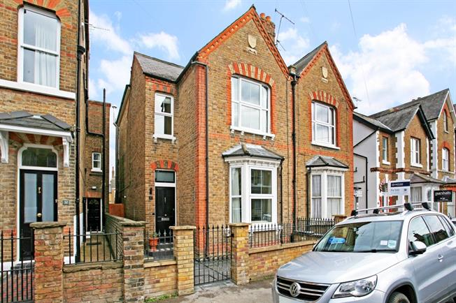 £3,500 per Calendar Month, 5 Bedroom Semi Detached House To Rent in Windsor, SL4