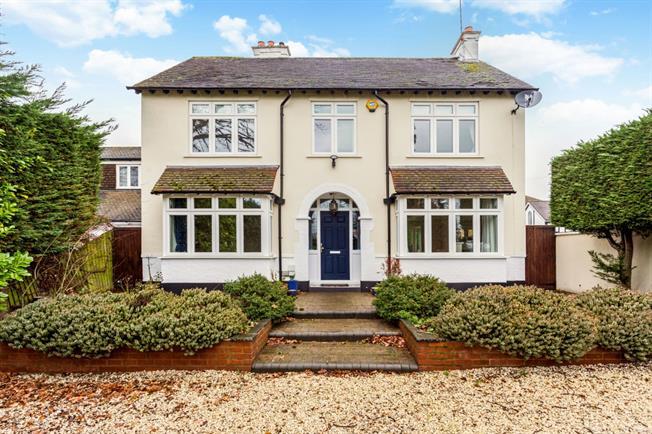 £2,400 per Calendar Month, 4 Bedroom Detached House To Rent in Windsor, SL4