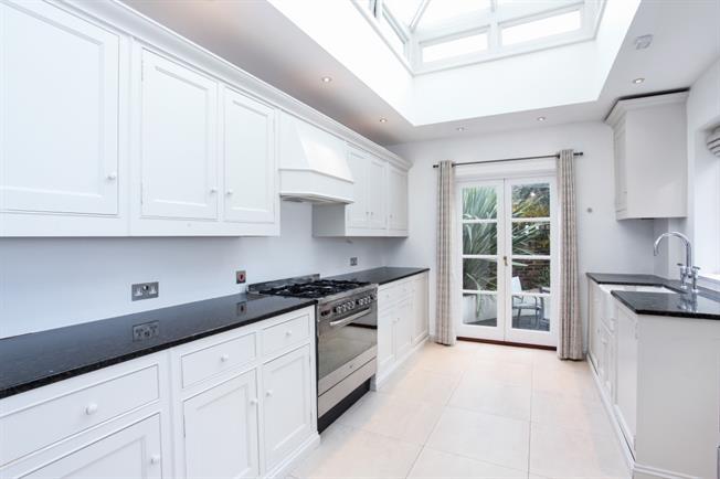 £3,750 per Calendar Month, 4 Bedroom House To Rent in Windsor, SL4
