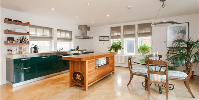 £11,700  per Calendar Month (Calculated), 3 Bedroom Apartment To Rent in London, W1K