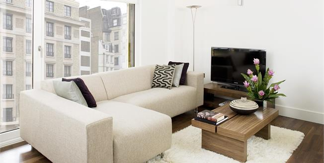 £3,553  per Calendar Month (Calculated), 1 Bedroom Apartment To Rent in London, W1W