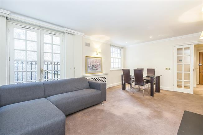 £2,491  per Calendar Month (Calculated), 1 Bedroom Apartment To Rent in London, W1K