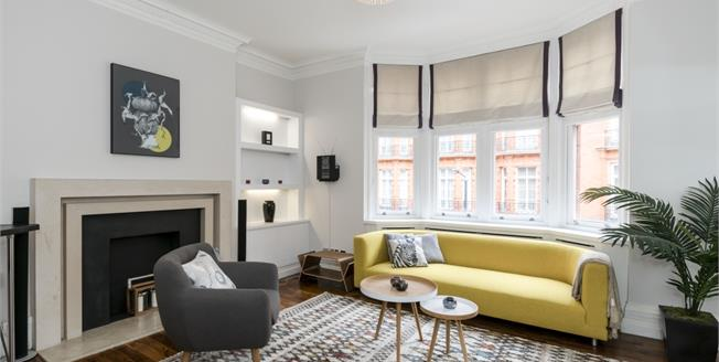 £5,633  per Calendar Month (Calculated), 2 Bedroom Flat To Rent in London, W1K