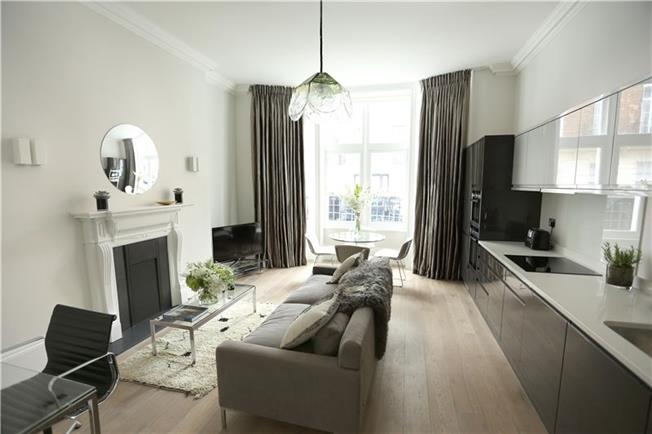 £5,850  per Calendar Month (Calculated), 1 Bedroom Apartment To Rent in London, W1G