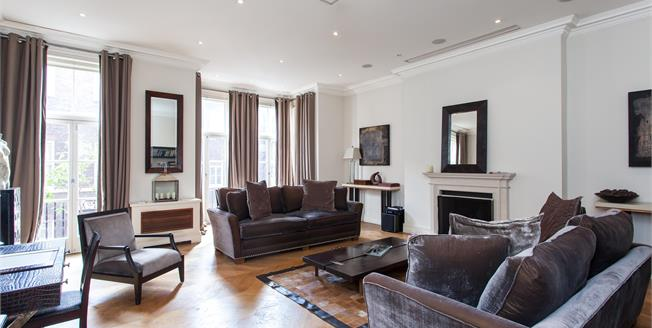£12,978  per Calendar Month (Calculated), 3 Bedroom Flat To Rent in London, W1K