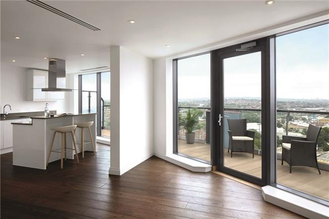 £2,600 per Calendar Month, 2 Bedroom Apartment To Rent in Wembley, HA9