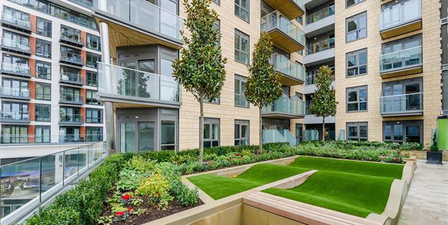 £1,850 per Calendar Month, 1 Bedroom Flat To Rent in London, W5
