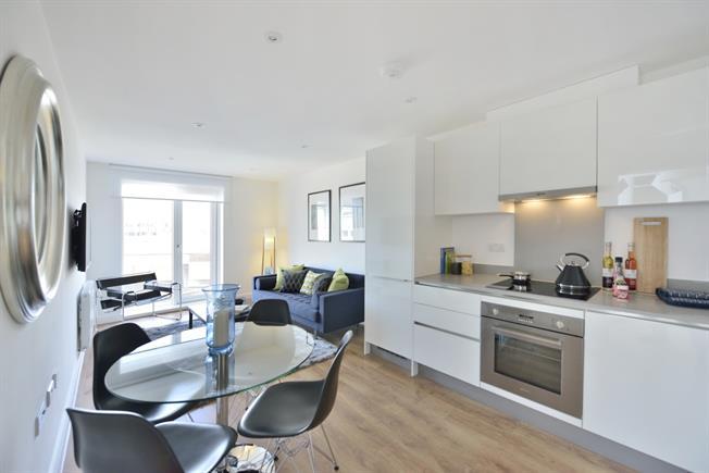 £1,536 per Calendar Month, 2 Bedroom Apartment To Rent in Harrow, HA1