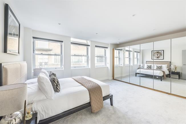 £2,500 per Calendar Month, 2 Bedroom Apartment To Rent in London, W5