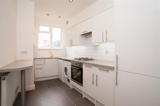 £2,100 per Calendar Month, 1 Bedroom Apartment To Rent in London, W5