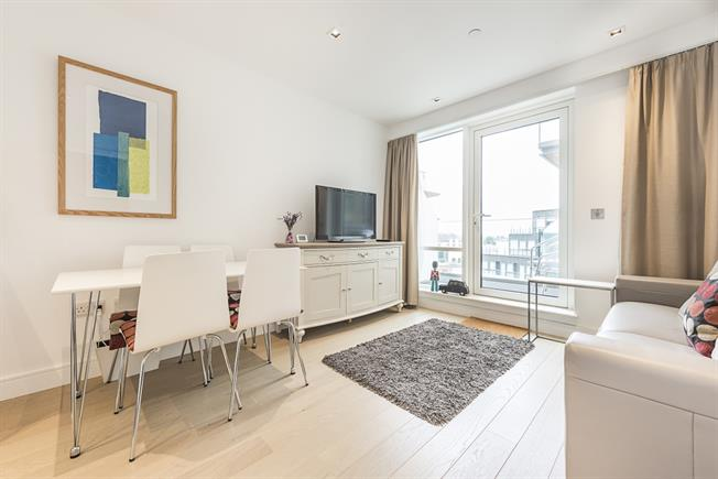 £1,950 per Calendar Month, 1 Bedroom Apartment To Rent in London, W5