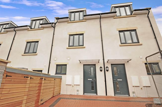 £1,550 per Calendar Month, 3 Bedroom Town House To Rent in Bristol, Somerset, BS3