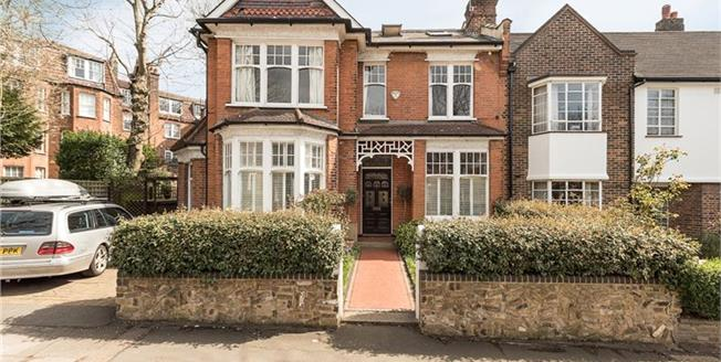 £8,666  per Calendar Month (Calculated), 5 Bedroom House To Rent in London, N10