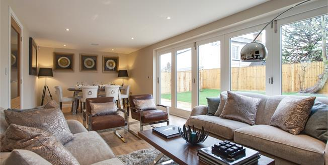 £2,100 per Calendar Month, 4 Bedroom Semi Detached House To Rent in Bourne End, SL8