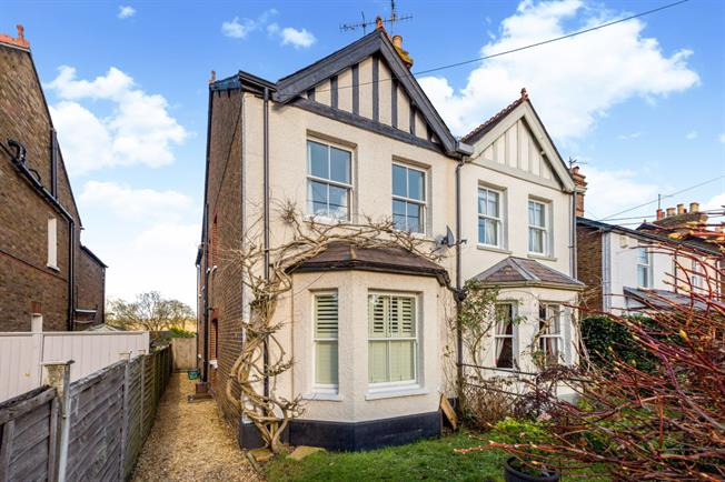 £1,950 per Calendar Month, 4 Bedroom Semi Detached House To Rent in Bourne End, SL8
