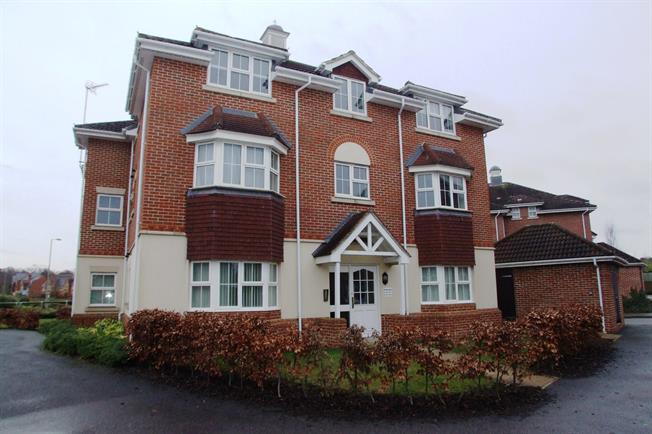 £975 per Calendar Month, 2 Bedroom Apartment To Rent in Fleet, GU51