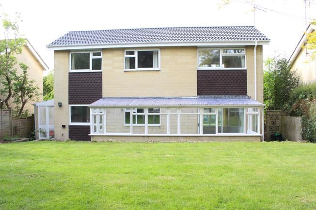 £1,795 per Calendar Month, 3 Bedroom Detached House To Rent in Bath, BA1