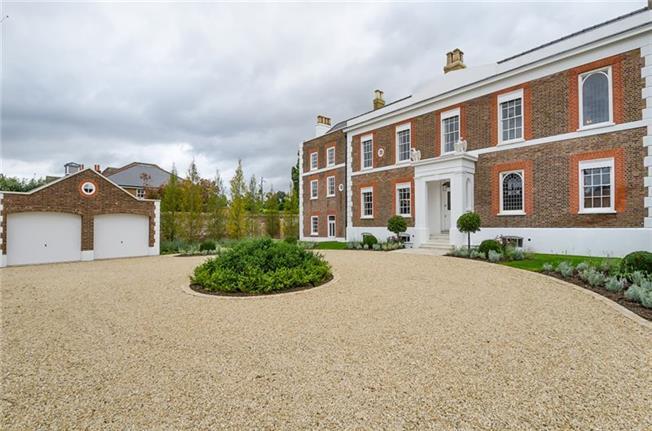 £15,000 per Calendar Month, 7 Bedroom House To Rent in Hampton, TW12