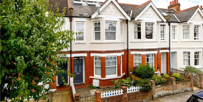 £4,750 per Calendar Month, 4 Bedroom Terraced House To Rent in Teddington, TW11